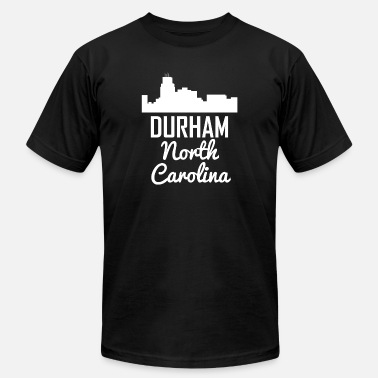 Durham Nc Durham North Carolina Skyline - Men's  Jersey T-Shirt