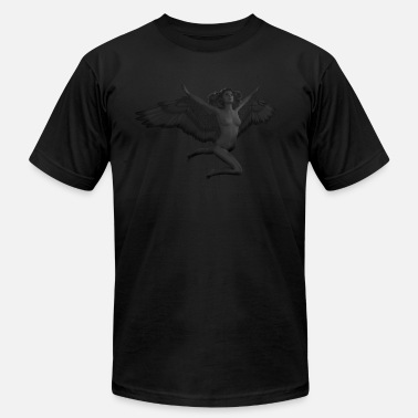 Adult Angels Black Naked Angel - Unholy dark gift for adults - Men's  Jersey T-Shirt