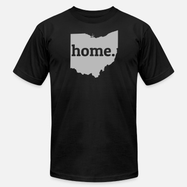 Ohio Is My Home Ohio Is My Home T-Shirt - Unisex Jersey T-Shirt