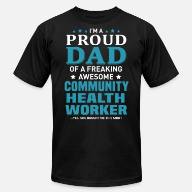 Community Community Health Worker - Unisex Jersey T-Shirt
