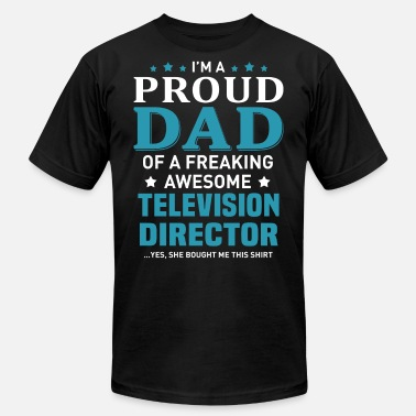 Television Television Director - Unisex Jersey T-Shirt