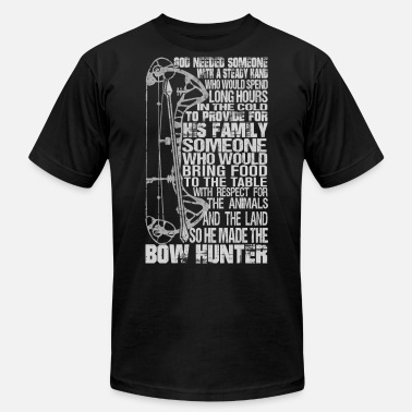 Bow Rider Bow hunter - Awesome bow hunter t-shirt - Unisex Jersey T-Shirt