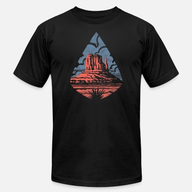 Monument Valley Monument Valley - Men's  Jersey T-Shirt