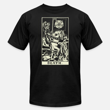 Tarot Death Card Tarot Death - Men's  Jersey T-Shirt