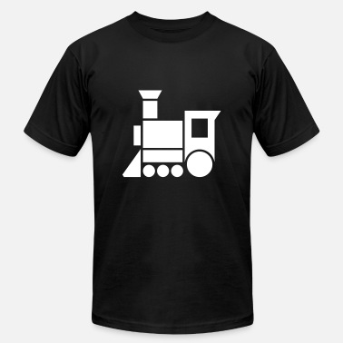 Steam Engine Steam Engine - Men's Jersey T-Shirt