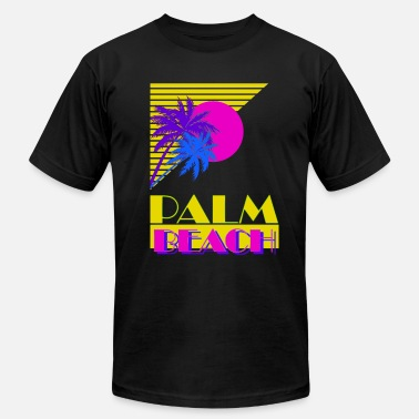Palm Beach Palm Beach 80s - Men's  Jersey T-Shirt