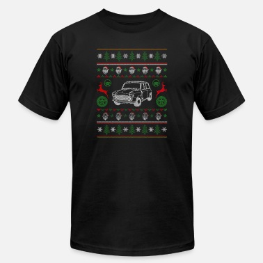 Avant Christmas sweater for Citroen lover - Men's Jersey T-Shirt