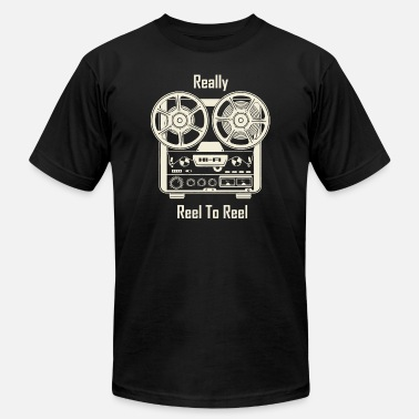 Reel Reel - Really Reel To Reel - Men's  Jersey T-Shirt