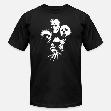 Jason Voorhees Jason voorhees - Horror Icons - Men's  Jersey T-Shirt