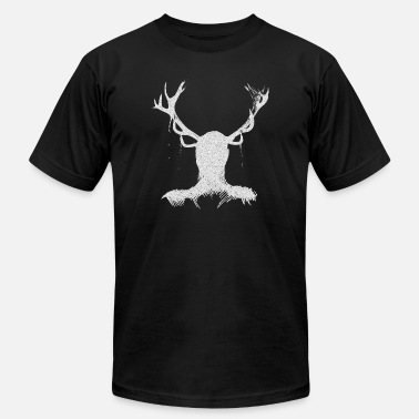 Rude Stag Hannibal - Stag new women T - shirt - Men's Jersey T-Shirt