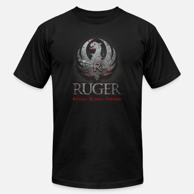 Ruger Ruger - Rugged reliable firearms awesome t-shirt - Men's  Jersey T-Shirt