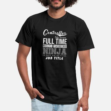 Tüv Controller - Full time multi tasking awesome Tee - Unisex Jersey T-Shirt