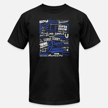 Super Junior Super Junior special fan - Ever Lasting Friends - Men's  Jersey T-Shirt