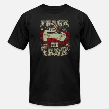 Tank Theory Tank - Frank the tank awesome t-shirt for fans - Men's Jersey T-Shirt