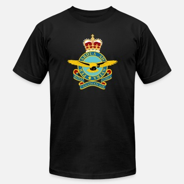 Royal Royal Canadian Air Force - Unisex Jersey T-Shirt