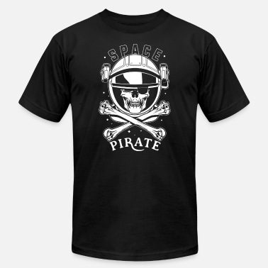 Space Pirate Space Pirat - Men's  Jersey T-Shirt
