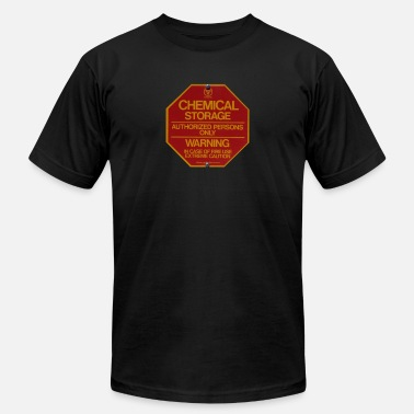Storage Chemical Storage - Men's Jersey T-Shirt