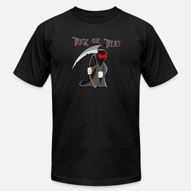 Evil Eyes Red Trick or Treat - evil eyes (red) - Men's  Jersey T-Shirt
