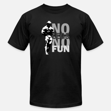 No Legs no Fun - Men's Jersey T-Shirt