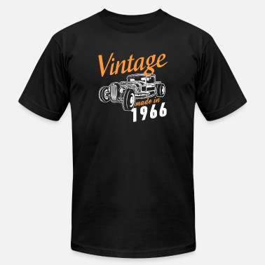 Funny Made In 1966 Vintage made in 1966 - Men's  Jersey T-Shirt