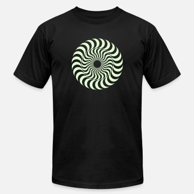 Illusion Optical Illusion 04B - Unisex Jersey T-Shirt