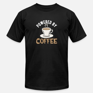 Early Risers Coffee early riser late riser caffeine cup - Unisex Jersey T-Shirt