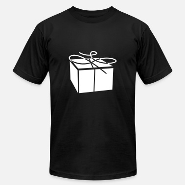 Unwrapping Unwrapped Gift - Unisex Jersey T-Shirt