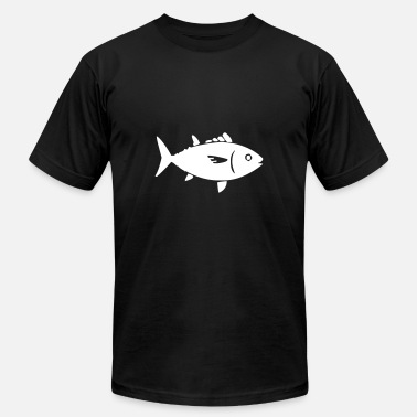 Tuna Fishing Tuna Fish - Men's  Jersey T-Shirt