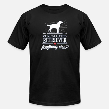 Curly Coated Retriever Curly Coated Retriever - Unisex Jersey T-Shirt