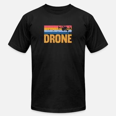 Model Building Drone - Men's Jersey T-Shirt