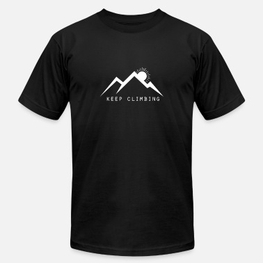 Mountain Hare Mountain - Men's  Jersey T-Shirt
