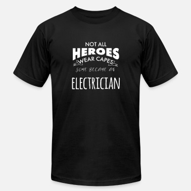 All Purpose Wear Hero Electrician - Men's Jersey T-Shirt