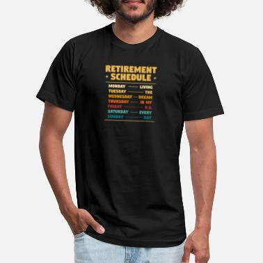 Designs Of The Month Funny Retirement RV Camping Gift For A Camper - Unisex Jersey T-Shirt