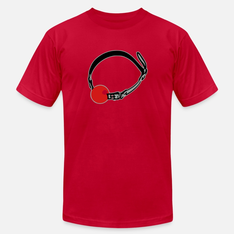 fb5c882848 Ball Gag Men's Jersey T-Shirt | Spreadshirt