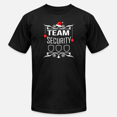 Secure Team Team Security - Christmas Party - Men's Fine Jersey T-Shirt