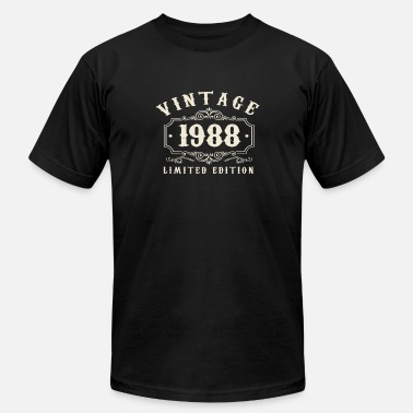 Vintage 1988 Limited Edition (Gift) Vintage 1988 Limited Edition - Men's Jersey T-Shirt