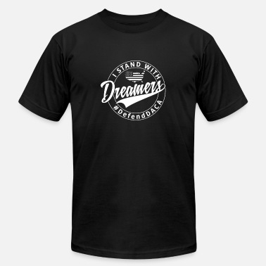 Dreamers I stand with dreamers t-shirt - Men's Jersey T-Shirt