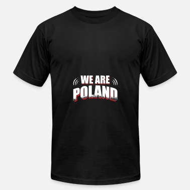 Carpathian We Are Poland Gift - Men's  Jersey T-Shirt