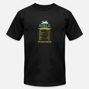 Clergyman CHRISTIANITY: Bible Emergency Hotlines - Men's  Jersey T-Shirt