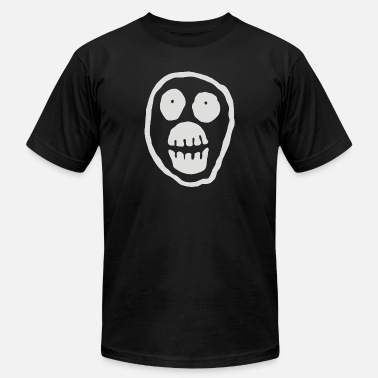 The Mighty Boosh The Mighty Boosh Monkey Skull - Men's Jersey T-Shirt