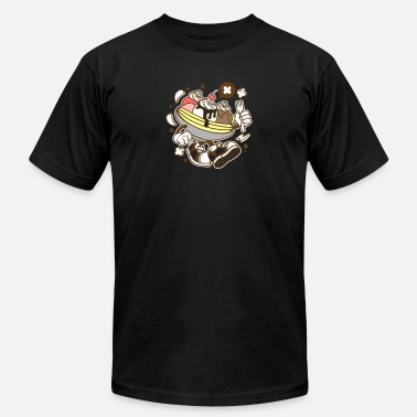 Banana Splits Banana Split - Men's  Jersey T-Shirt