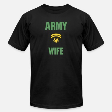 Art Army Army Wife - Men's  Jersey T-Shirt
