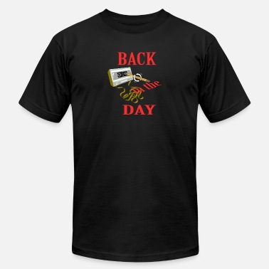 Back In The Day Back in the day - Unisex Jersey T-Shirt