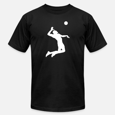 Beach Sports Beach Volleyball Player Sports - Men's  Jersey T-Shirt