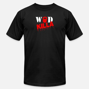Wod Sport Wod Killa - Men's Jersey T-Shirt