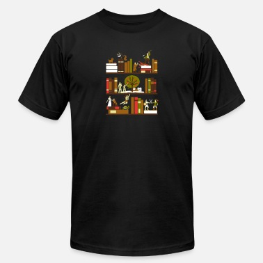 Novel A Novel Idea - Unisex Jersey T-Shirt