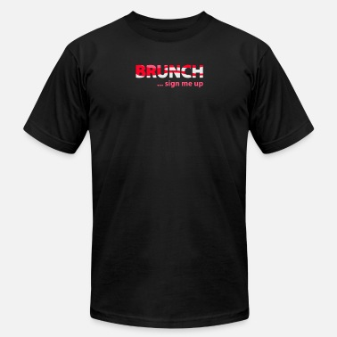 Brunch Brunch - Men's Fine Jersey T-Shirt