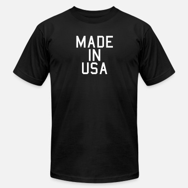 Made In Usa Made In Usa - Men's Jersey T-Shirt