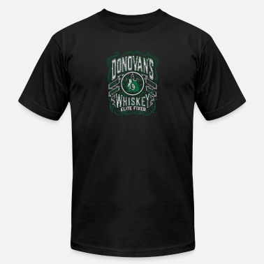 Whiskey Music Donovans Whiskey - Men's  Jersey T-Shirt