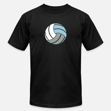 Beach Volleyball Volleyball - Unisex Jersey T-Shirt